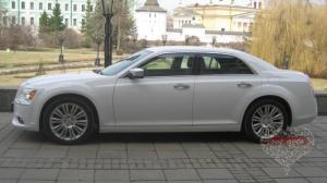 Прокат Chrysler 300C NEW на свадьбу 0