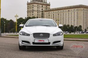 Прокат Jaguar XF на свадьбу 0