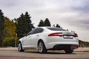 Прокат Jaguar XF на свадьбу 1