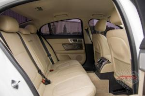 Прокат Jaguar XF на свадьбу 2