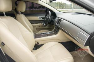 Прокат Jaguar XF на свадьбу 4