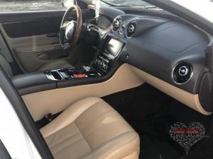Прокат Jaguar XJ на свадьбу 3