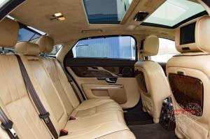 Прокат Jaguar XJ на свадьбу 6