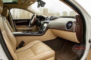 Прокат Jaguar XJ на свадьбу 5
