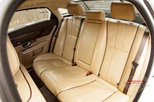 Прокат Jaguar XJ на свадьбу 9