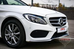 Прокат Mercedes-Benz C-klasse на свадьбу 7