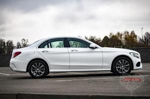 Прокат Mercedes-Benz C-klasse на свадьбу 4
