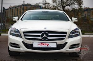 Прокат Mercedes-Benz CLS на свадьбу 3