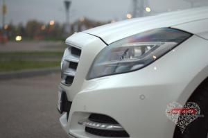 Прокат Mercedes-Benz CLS на свадьбу 10