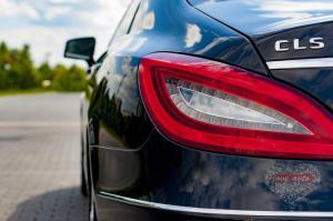 Прокат Mercedes-Benz CLS на свадьбу 0