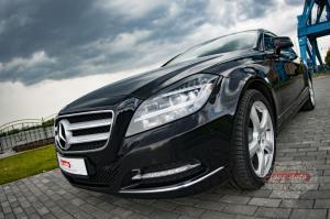 Прокат Mercedes-Benz CLS на свадьбу 4