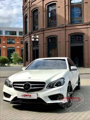 Прокат Mercedes-Benz E212 AMG на свадьбу 1