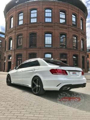 Прокат Mercedes-Benz E212 AMG на свадьбу 4