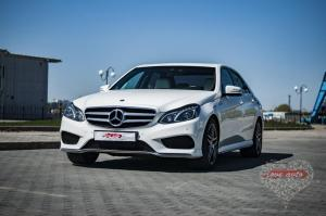 Прокат Mercedes-Benz E212 AMG на свадьбу 0