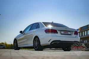 Прокат Mercedes-Benz E212 AMG на свадьбу 3