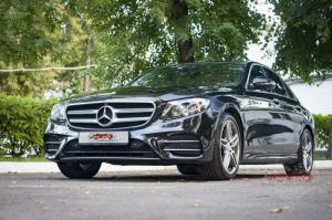 Прокат Mercedes-Benz E213 AMG на свадьбу 0