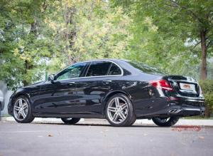 Прокат Mercedes-Benz E213 AMG на свадьбу 1