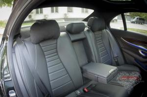 Прокат Mercedes-Benz E213 AMG на свадьбу 3
