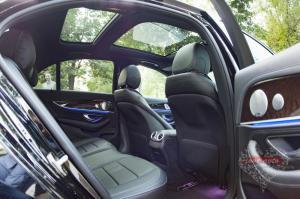Прокат Mercedes-Benz E213 AMG на свадьбу 5