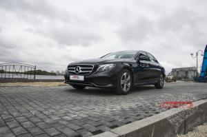 Прокат Mercedes-Benz E213 на свадьбу 0