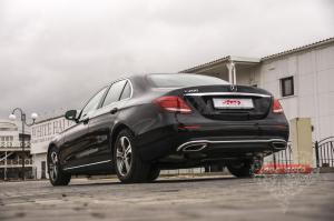 Прокат Mercedes-Benz E213 на свадьбу 5