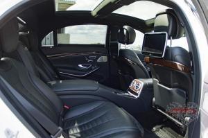Прокат Mercedes-Benz S222 на свадьбу 0