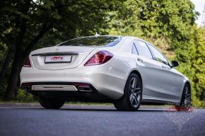 Прокат Mercedes-Benz S222 на свадьбу 2