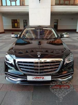 Прокат Mercedes-Benz S222 Maybach  NEW на свадьбу 5