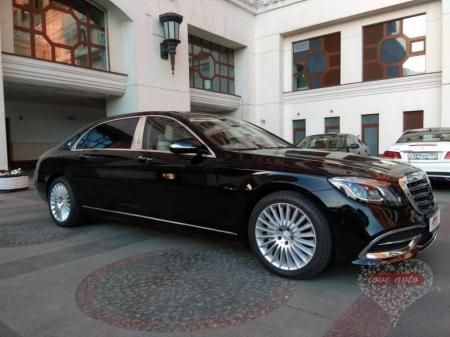 Прокат Mercedes-Benz S222 Maybach  NEW на свадьбу