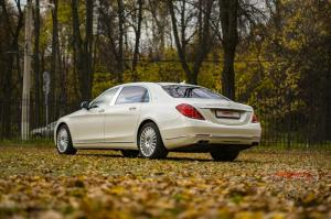 Прокат Mercedes-Benz S222 Maybach на свадьбу 2