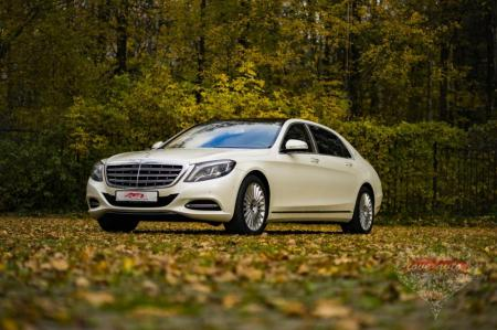Прокат Mercedes-Benz S222 Maybach на свадьбу