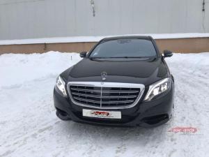 Прокат Mercedes-Benz S222 Maybach на свадьбу 3