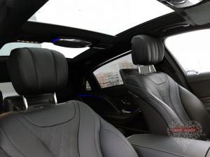 Прокат Mercedes-Benz S222 Maybach на свадьбу 1