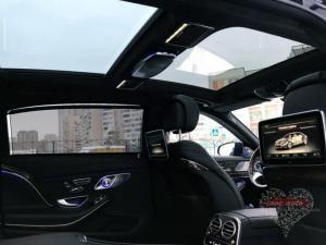 Прокат Mercedes-Benz S222 Maybach на свадьбу 4