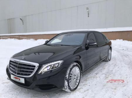 Прокат Mercedes-Benz S222 Maybach на свадьбу