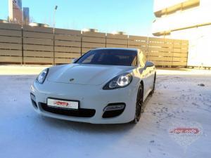 Прокат Porsche Panamera на свадьбу 0