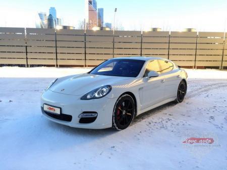 Прокат Porsche Panamera на свадьбу