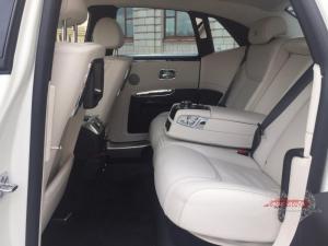 Прокат Rolls-Royce Ghost на свадьбу 3