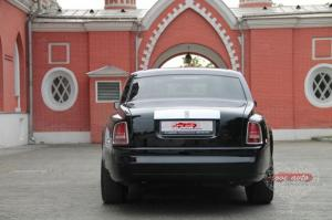 Прокат Rolls-Royce Phantom на свадьбу 2