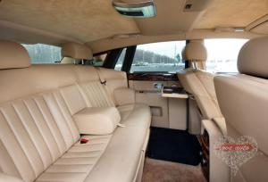 Прокат Rolls-Royce Phantom на свадьбу 1