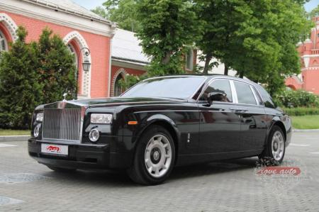 Прокат Rolls-Royce Phantom на свадьбу